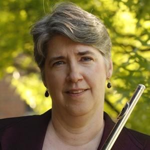Cate Hummel, flute