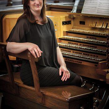 Heike Burghart Rice, organist/pianist/conductor
