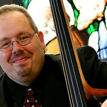 Phillip W. Serna, double bass/viola da gamba
