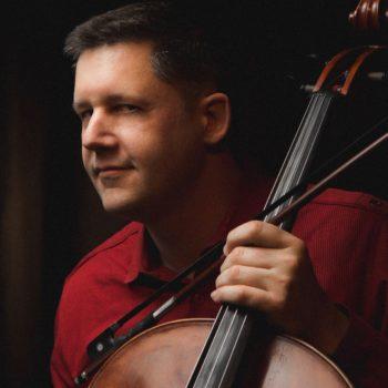 Nick Photinos, cello