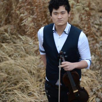 Henry Zheng, violin