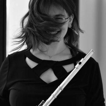 Anna Fisher-Roberts, flute