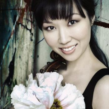 Tricia Park, violin